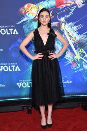 Sophie Skelton – Cirque du Soleil VOLTA Premiere in LA