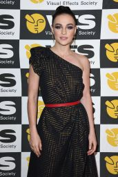 Sophie Skelton – Visual Effects Society Awards 2020