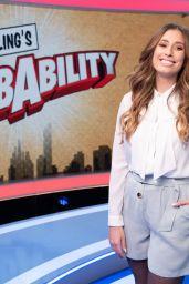 "Stacey Solomon - ""CelebAbility"" TV Show S4E1"