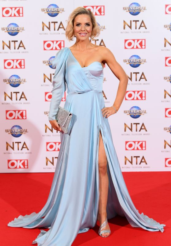 Stephanie Waring – National Television Awards 2020 in London