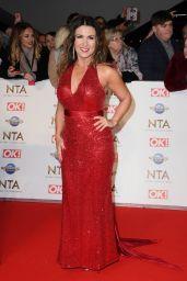Susanna Reid - National Television Awards 2020 in London