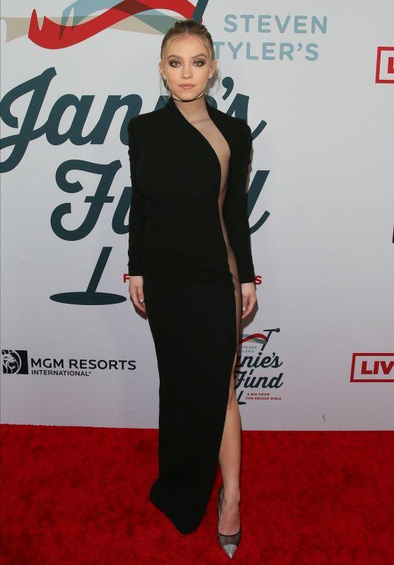 Sydney Sweeney - Steven Tyler Grammy Viewing Party in LA 01/26/2020