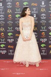 Tamara Falco – Goya Cinema Awards 2020 in Madrid