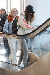 Taylor Hill at LAX Airport in LA 01/21/2020