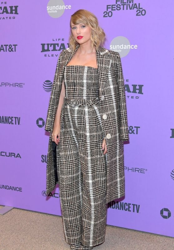 "Taylor Swift - ""Miss Americana"" Premiere at Sundance Film Festival"