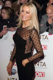 Tess Daly – National Television Awards 2020 in London
