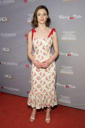 Thomasin McKenzie - Hollywood Critics Awards 2020