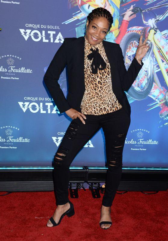Tiffany Haddish – Cirque du Soleil VOLTA Premiere in LA
