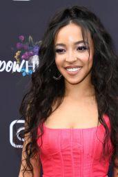 Tinashe – Instagram + Facebook Women in Music Luncheon in West Hollywood 01/24/2020