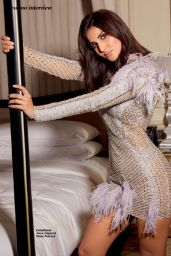 Vaani Kapoor - Cosmopolitan India January 2020 Issue