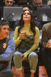 Vanessa Hudgens – Cavaliers vs Lakers at Staples Center in LAs 01/13/2020