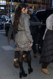 Vanessa Hudgens - Leaving GMA in New York City 01/17/2020