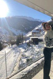Vanessa Hudgens - Social Media 01/15/2020