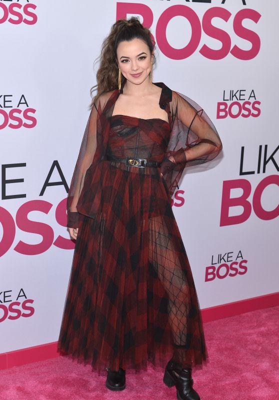 """Veronica Jo Merrell – """"Like A Boss"""" Premiere in NYC"""