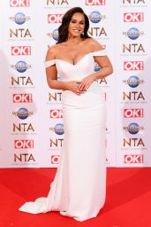 Vicky Pattison – National Television Awards 2020 in London