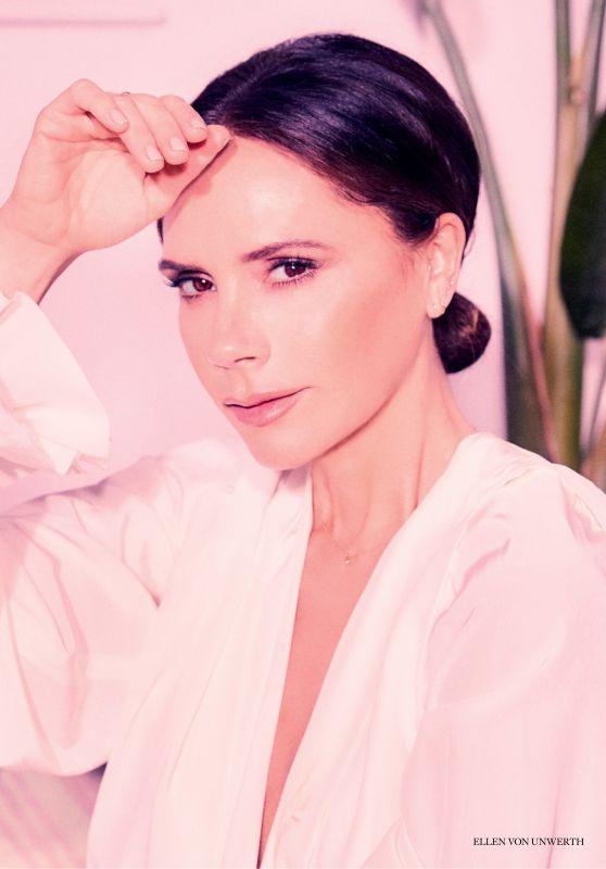 Victoria Beckham - Harper's Bazaar February 2020 Issue