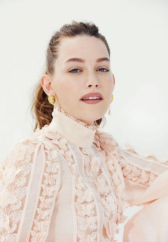 Victoria Pedretti - Cosmopolitan Magazine December 2019