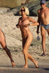 Victoria Silvstedt - Holiday in St-Barts 01/06/2020
