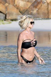 Victoria Silvstedt in a Bikini 01/09/2020