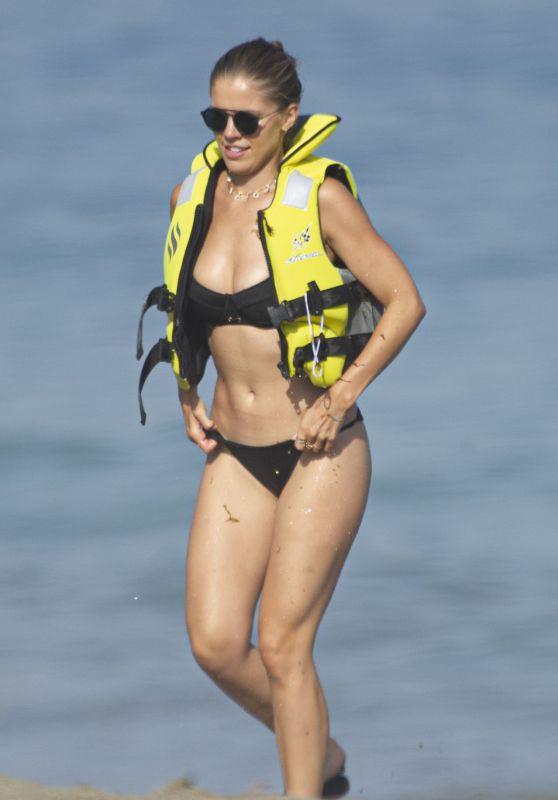 Victoria Swarovski in a Bikini July 2019