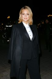 Virginie Efira - Giorgio Armani Prive Show in Paris 01/21/2020