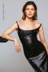 Vittoria Puccini - Grazia Magazine Italy 01/02/2020 Issue