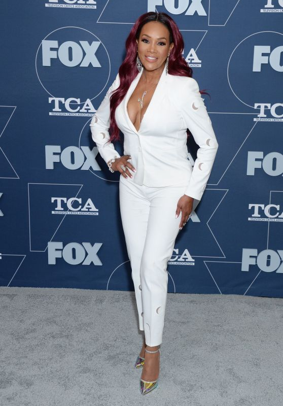 Vivica A. Fox – FOX Winter TCA All Star Party in Pasadena 01/07/2020