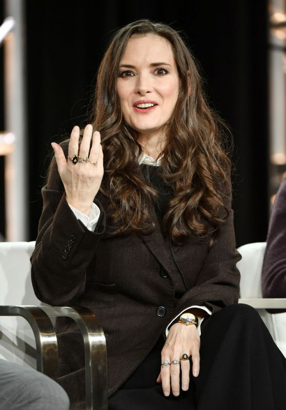 Winona Ryder – 2020 Winter TCA Press Tour in Pasadena 01/15/2020