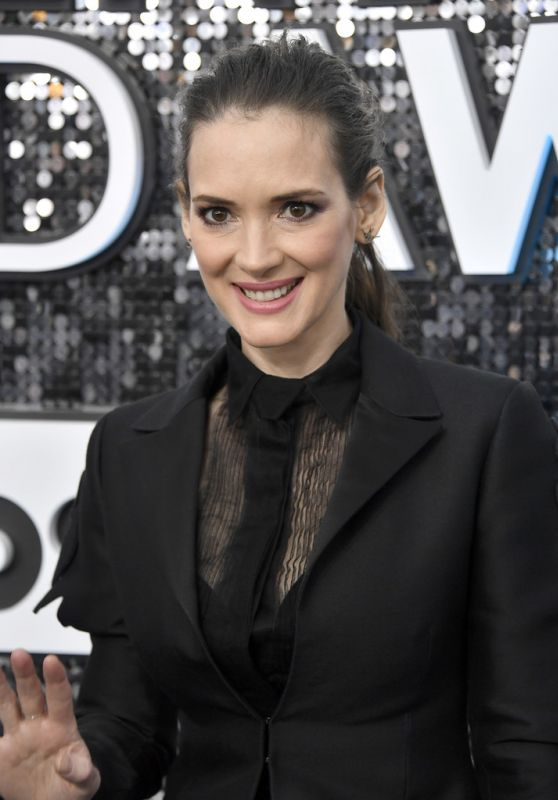Winona Ryder – Screen Actors Guild Awards 2020