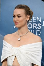 Yvonne Strahovski – Screen Actors Guild Awards 2020