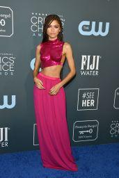 Zendaya Coleman – Critics' Choice Awards 2020