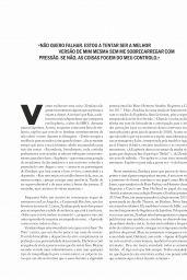 Zendaya - ELLE Magazine Portugal February 2020 Issue