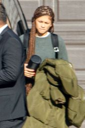 Zendaya - Out in Los Angeles 01/13/2020