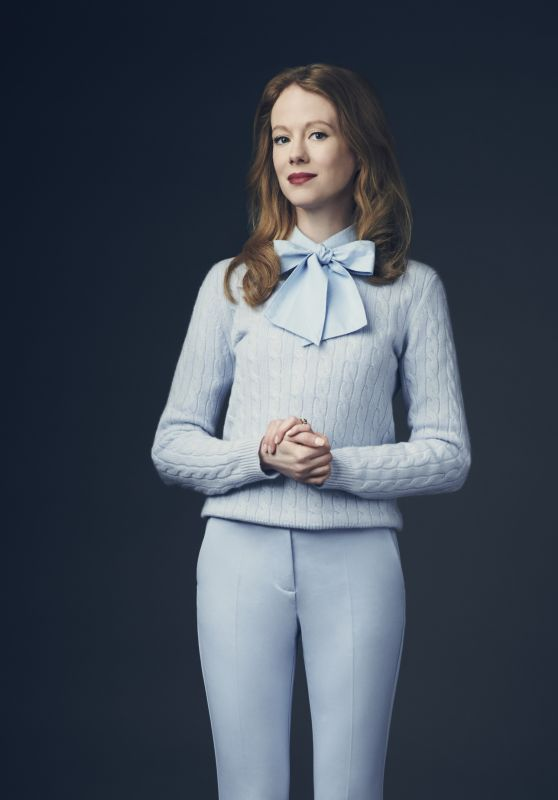 "Zoe Boyle - ""Four Weddings and a Funeral"" TV Series Promoshoot (2019)"