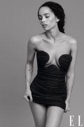 Zoë Kravitz - ELLE Magazine US February 2020 Photos