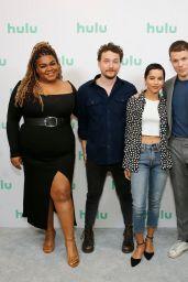 Zoe Kravitz - Hulu Panel at Winter TCA 2020 in Pasadena