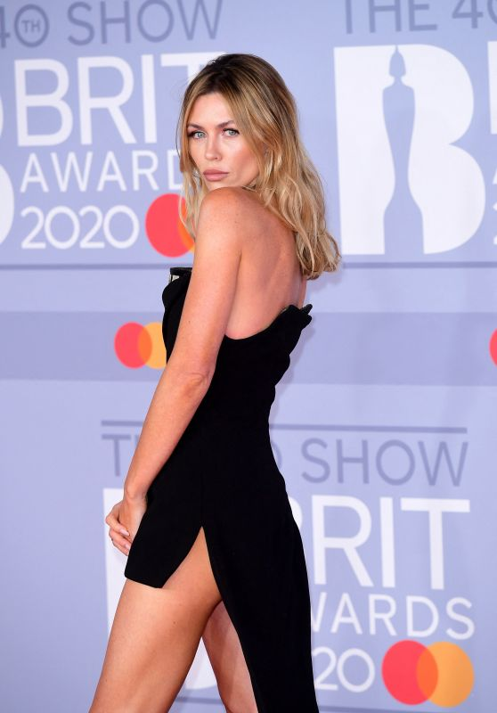 Abbey Clancy – BRIT Awards 2020