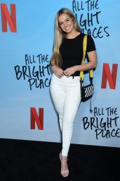 """Addison Rae – """"All The Bright Places"""" Special Screening in Hollywood"""
