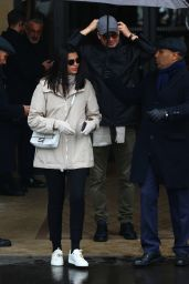 Adriana Lima - Ouot in Paris 02/26/2020