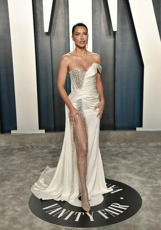 Adriana Lima – Vanity Fair Oscar Party 2020