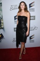 "Alejandra Guilmant – ""Better Call Saul"" Season 5 Premiere in Hollywood"