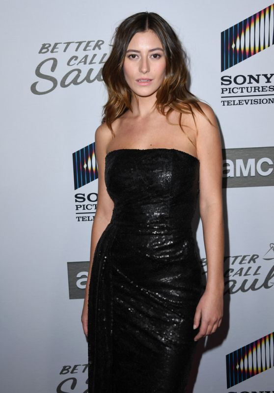 "Alejandra Guilmant – ""Better Call Saul"" Season 5 Premiere in Hollywood"