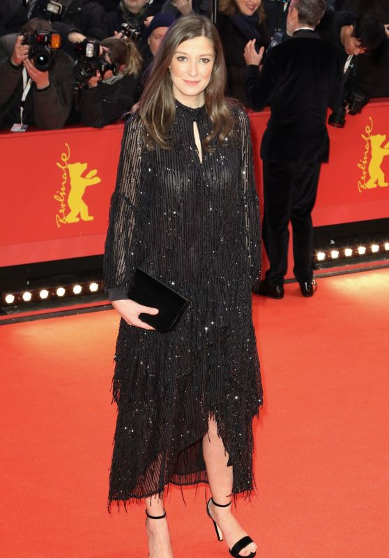 "Alexandra Maria Lara – ""My Salinger Year"" Premiere at Berlinale 2020"