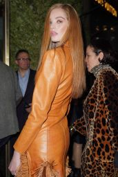 Alexina Graham – Arrives for the L'Avenue at Saks First Anniversary Event in NYC