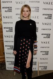 Alice Eve - Fashion Our Future Launch Event 02/17/2020