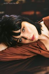 Alice Pagani - Grazia Italy 02/13/2020 Issue