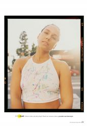 Alicia Keys - The Sunday Times Style 02/09/2020 Issue