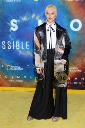 """Alyson Stoner – """"Cosmos: Possible Worlds"""" Premiere in LA"""