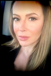 Alyssa Milano – Social Media 02/24/2020