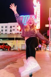 Alyvia Alyn Lind – Social Media 02/15/2020
